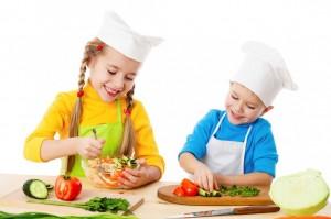 Курсове по хранителна култура за деца